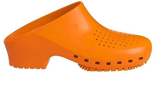 Zapatos naranjas Calzuro para mujer NlH2Wy