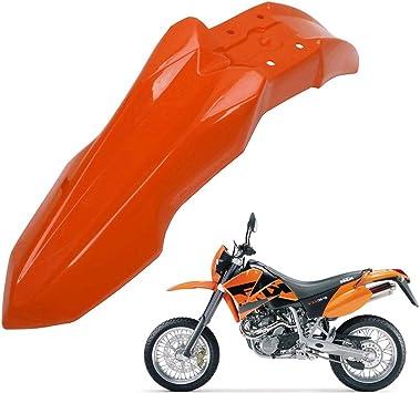 Universal Fahrrad Kotflügel Kunststoff Kit Kotflügel Für Ktm Sx Sxf Exc Xc Xcf Xcw Xcfw Motocross Off Road Dirt Bike Orange Auto