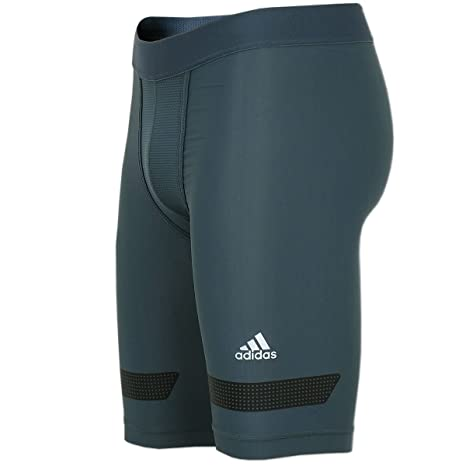 Short Techfit TF Chill Short Gris B49087. Taille FR=S