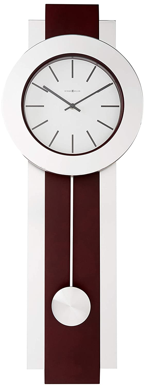 Amazon Howard Miller 625 279 Bergen Wall Clock Home Kitchen