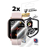 """IPG for Amazfit GTS Fitness Smartwatch with Heart Rate Monitor 1.65"""" Display Screen Protector (2 Units) Invisible Ultra HD Cl"""