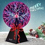 Katzco Plasma Ball - 7 Inch - Nebula, Thunder