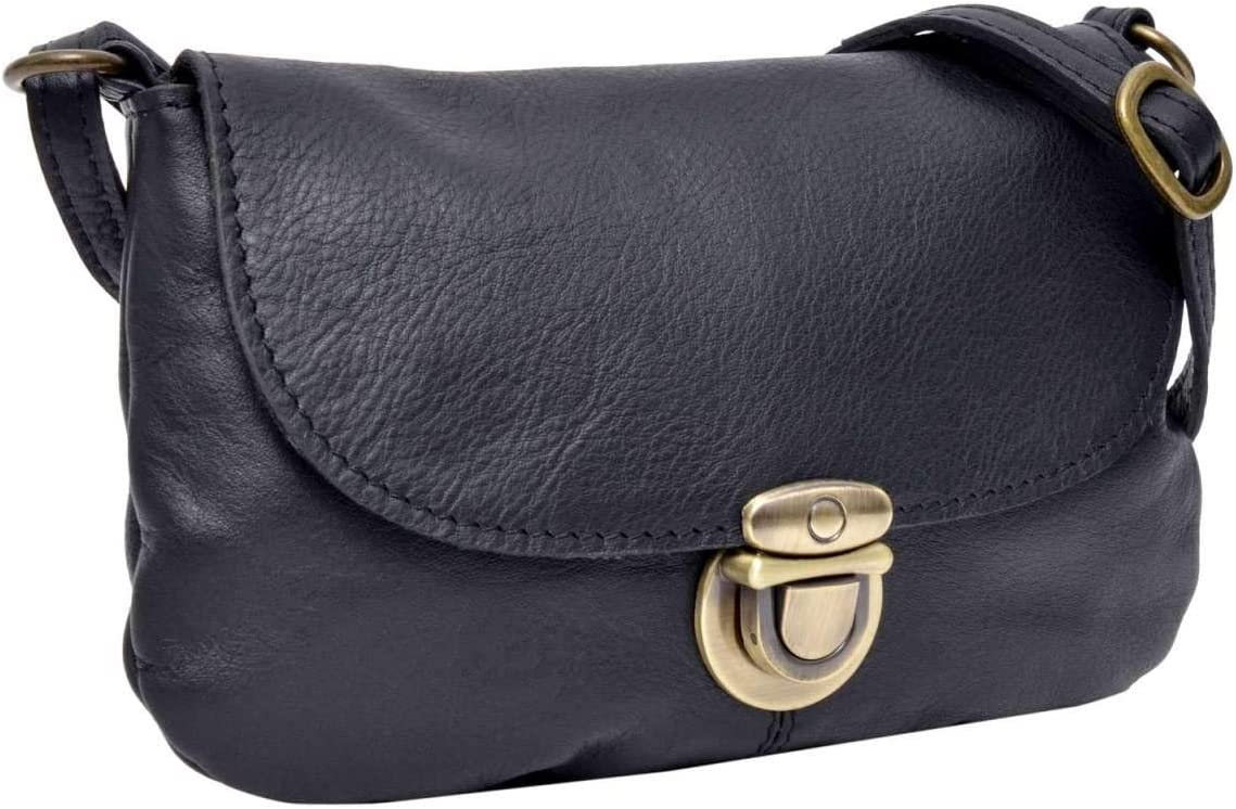 Gusti Messenger Bag - GL/_2H84-48-6 Black black