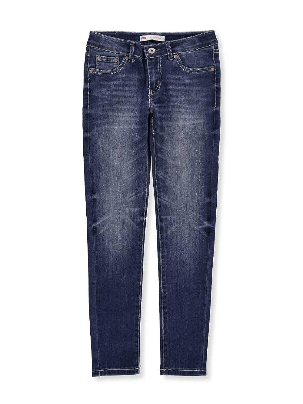 188fad24897d Amazon.com  Levi s¿ Kids Girl s 710¿ Super Skinny Jean (Big Kids) Indigo  Shelter 10  Clothing