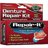 D.O.C. Emergency Denture Repair Kit 3 Each by Majestic Drug Co., Inc.