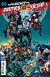 img - for DC Universe Rebirth Justice League vs Suicide Squad #6 of 6 (2017) 1st print book / textbook / text book