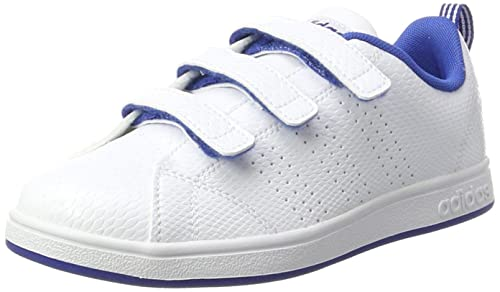 separation shoes 897a8 f1d94 Adidas Vs ADV Cl Cmf C, Sneaker a Collo Basso Unisex – Bambini, Bianco