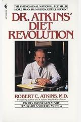 Dr. Atkins' Diet Revolution Mass Market Paperback