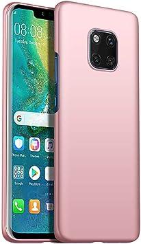 HUUH Funda para Huawei Mate 20 Pro (Rosado): Amazon.es ...