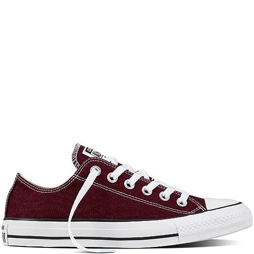 Converse Chuck Taylor CTAS Ox Textile, Zapatillas de Deporte Unisex niños: Amazon.es: Zapatos y complementos