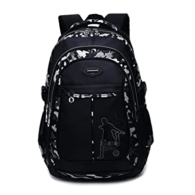 Amazon.com | Abshoo Cool Boys School Backpacks For Middle School ...