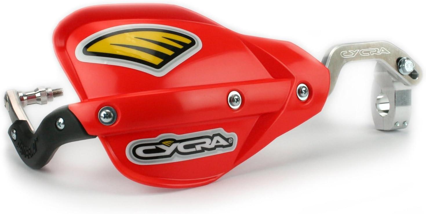 CYCRA Probend CRM Handguard 7//8 Bar Racer Red 1CYC-7401-32X