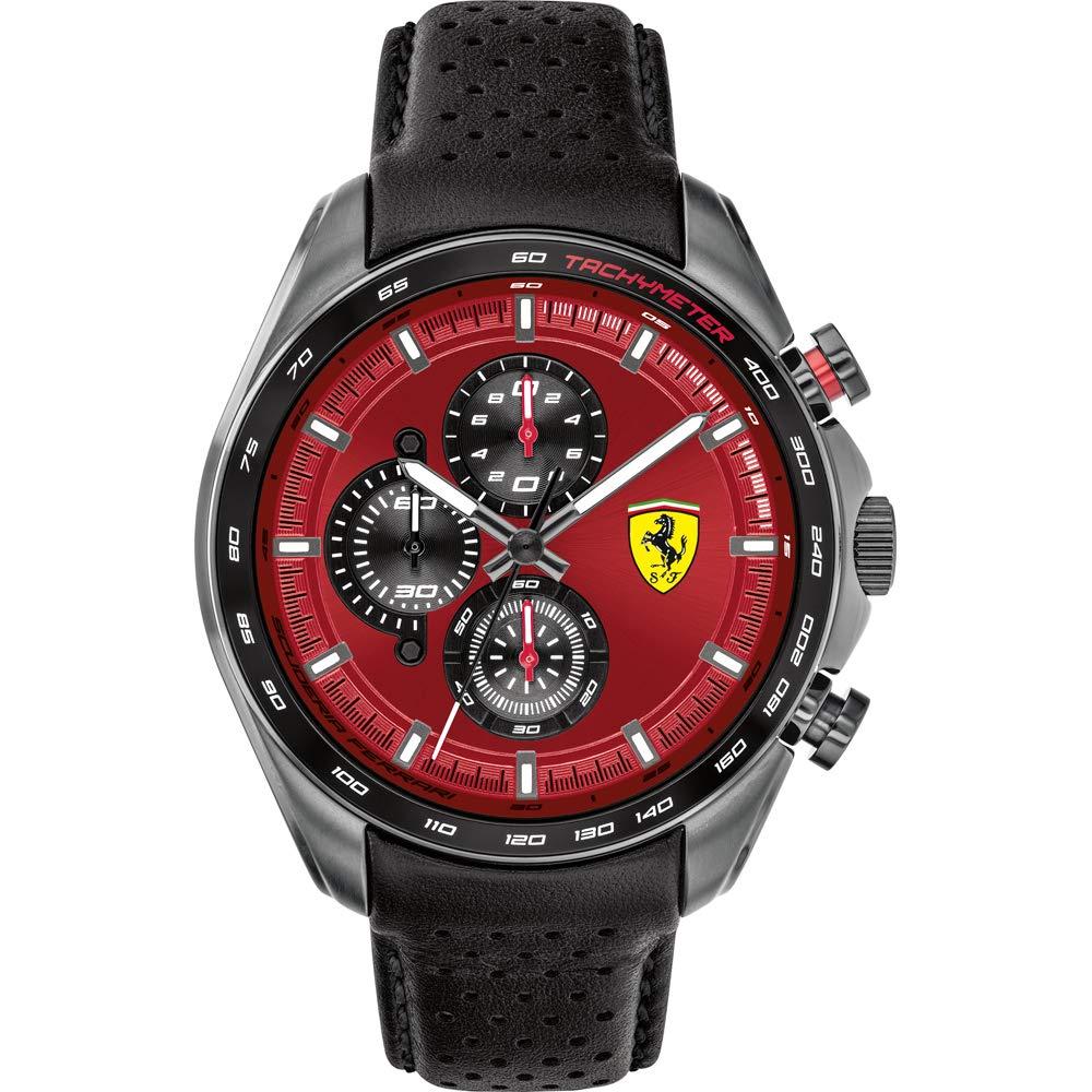 Scuderia Ferari- Top 10 Luxury Watch Brands in India