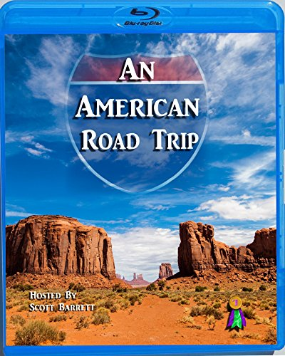 An American Road Trip Travel Video ( Blu-ray disc)