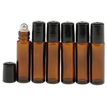 Pour De Vide Gazechimp Rouleau Verre Piècesset 6 Bouteilles Parfum 8mvn0wN