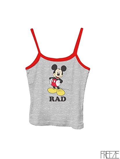 c0f0c89f4ea Freeze Strap Tank 1 Playful Graphic Print Tank Top for Women- Cool and  Classy with