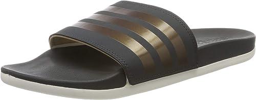preocuparse ballena preferir  adidas Women's Adilette Comfort Beach & Pool Shoes: Amazon.co.uk: Shoes &  Bags