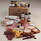 Gourmet Foods, Meats, Smokehouse Bounty, 2-3 lb. Smoked Boneless Ham Four Smoked Boneless Pork Loin Chops 1 lb. Sliced Smoked Bacon 1 lb. Sliced Peppercorn Bacon 1 lb. Sliced Maple Bacon 1/4 lb. Amana