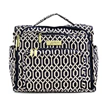 Ju-Ju-Be Legacy Collection BFF Convertible Diaper Bag, The Navigator, 1 Count