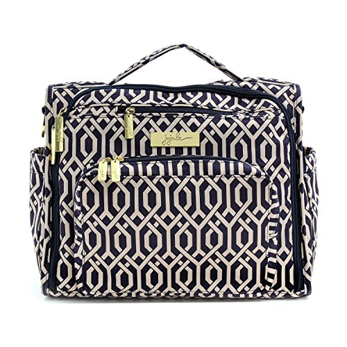 Ju-Ju-Be Legacy Nautical Collection B.F.F. Convertible Diaper Bag, The Navigator by Ju-Ju-Be