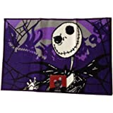 the nightmare before christmas area rug original disney carpet accent bath mat - Nightmare Before Christmas Bathroom Decor