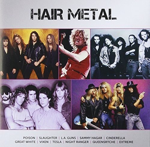 Icon: Hair Metal / Various ()