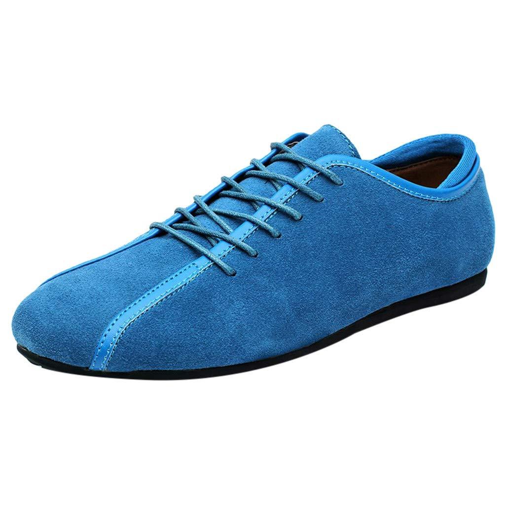 Chaussure de Course Homme Chaussures Plates,Overmal Mode Baskets Basses,Casual Chaussure de Sport...