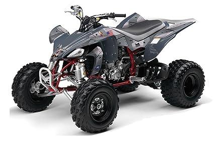 AMR Racing 2004 2008 Yamaha YFZ 450 ATV Quad Graphic Kit