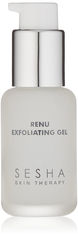 SESHA Skin Therapy Renu Exfoliating Gel, 1.7 Fl Oz