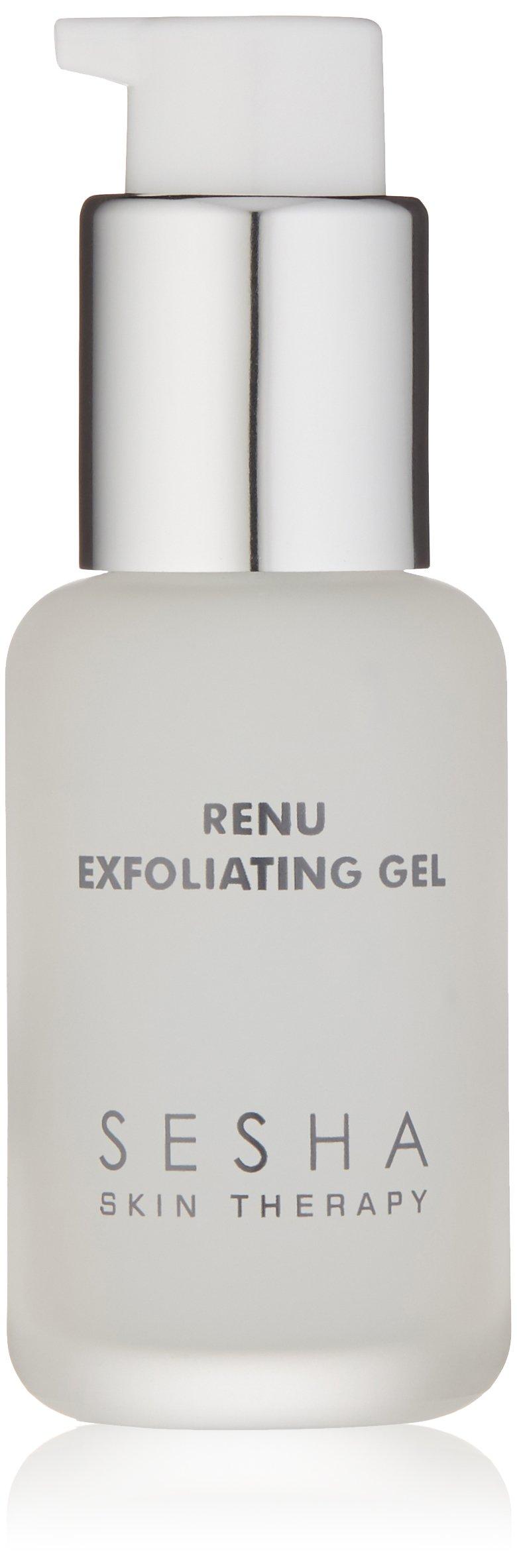 SESHA Skin Therapy Renu Exfoliating Gel, 1.7 Fl Oz by SESHA Skin Therapy