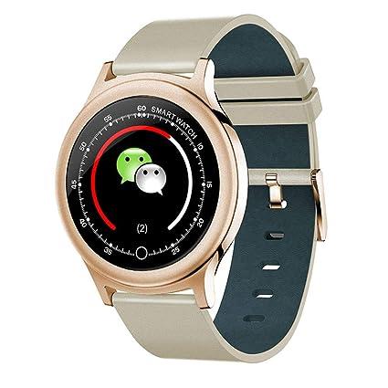 LayOPO Fitness Tracker Reloj Inteligente Bluetooth, Q28 1.54 ...