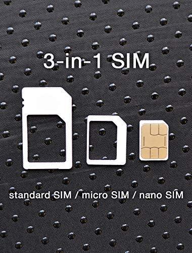 Amazon.com: SIM prepagada de Japón (datos ilimitados / 31 ...