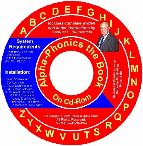 Alpha-Phonics the Book on CD Rom