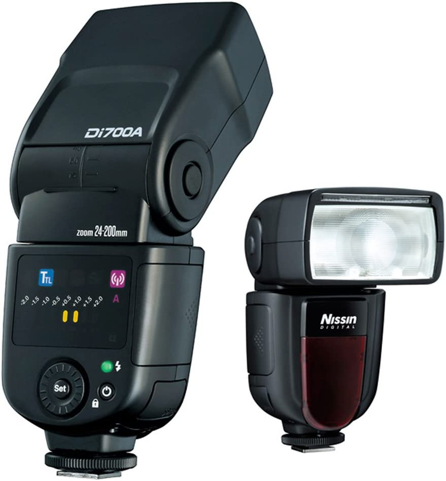 Nissin Di700A Flash