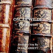 Oscar Wilde: The Poems Audiobook by Oscar Wilde Narrated by Sean Barrett