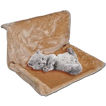 Hamaca para gatos Calefacción – Tumbona Cama Gato Radiador hueco