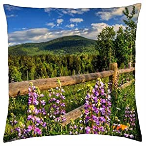 Trip in to nature - Throw Pillow Cover Case (18