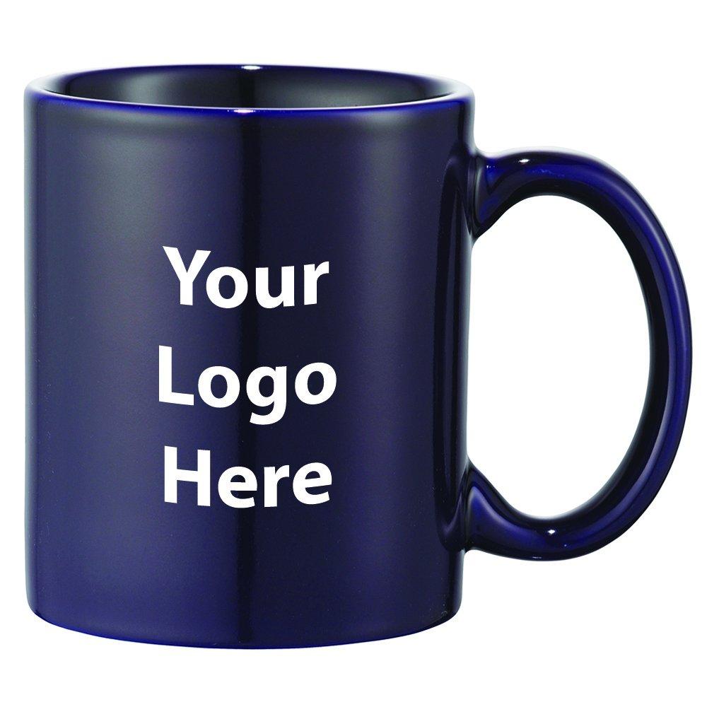Bounty 11 Oz. Ceramic Mug - 150 Quantity - $1.40 Each - PROMOTIONAL PRODUCT / BULK / BRANDED with YOUR LOGO / CUSTOMIZED