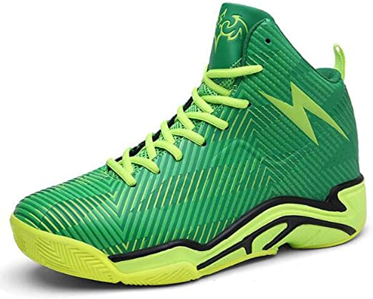 XIANGYANG Zapatillas de Baloncesto para Hombre, Amortiguador de ...