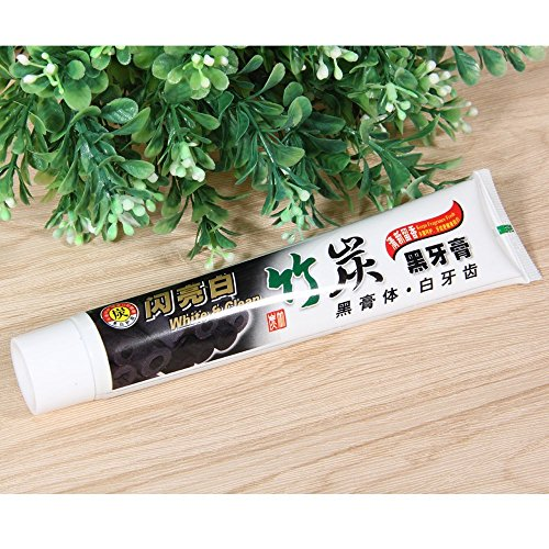 Bamboo Charcoal Toothpaste Whitening Formula product image