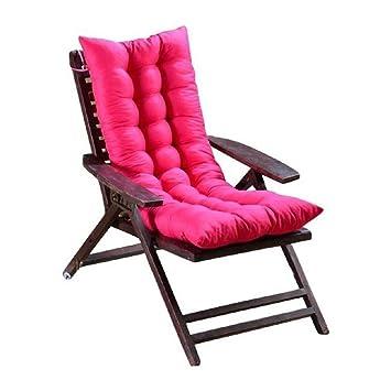Amazon.com: Cojín de sillón, ikevan memoria algodón suave ...