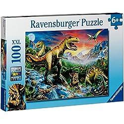 Ravensburger Puzzle La Era de los Dinosaurios