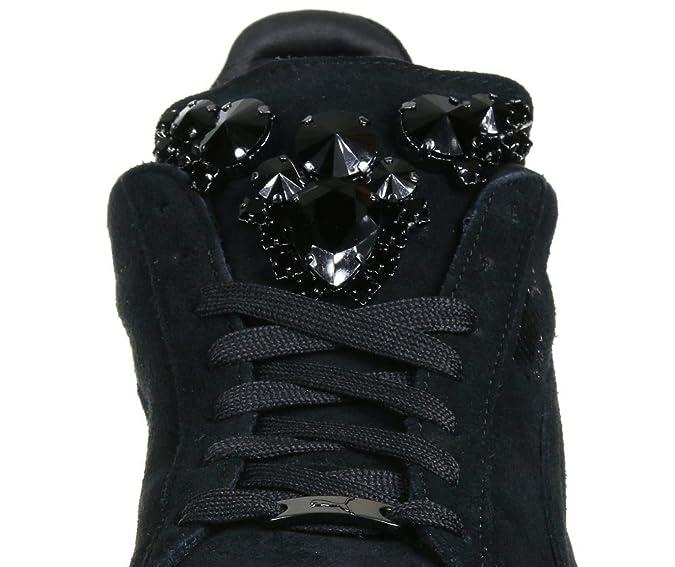 5 Handtaschen Puma Black amp; W Schuhe 5 Basket Jewels wqxIqzv8