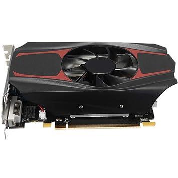 TOOGOO - Tarjeta gráfica AMD Ati Radeon Hd7670 4 GB Ddr5 128 ...