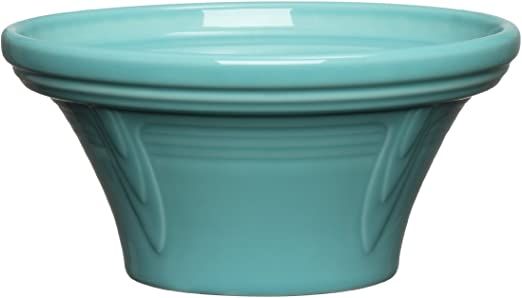 Fiestaware Lapis Hostess Bowl Fiesta Blue 40 oz Serving Bowl