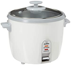 Zojirushi NHS-10 Stainless Steel Rice Cooker