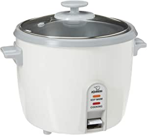 Zojirushi NHS-10 6-Cup (Uncooked) Rice Cooker