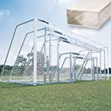 Alumagoal 6.5ft x 12ft Club Goal Nets