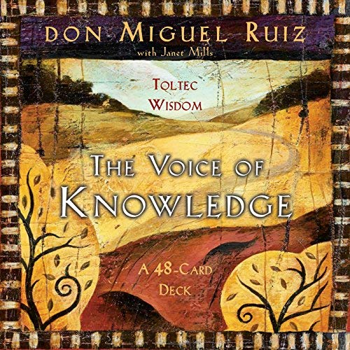 Read Online Voice of Knowledge: A Practical Guide to Inner Peace: A Toltec Wisdom Book by Miguel Ruiz, Janet Mills (With) PDF