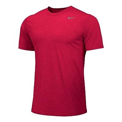Nike Men's Shirt Short Sleeve Legend Large, University Red